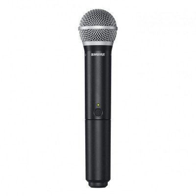 shure wireless vocal system picture 2