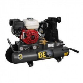 WHEELBARROW AIR COMPRESSOR GAS