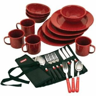 Camping Dinner Set picture 1