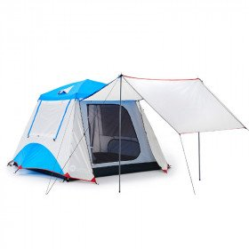 Camping Tent with Awning