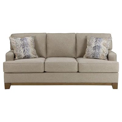hillsway sofa and farah coffee - end tables