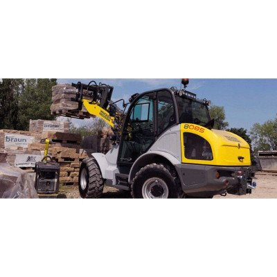 1yd Telescopic Wheel Loader 8085T picture 2