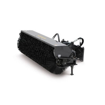 Angle Broom for Skidsteer picture 1