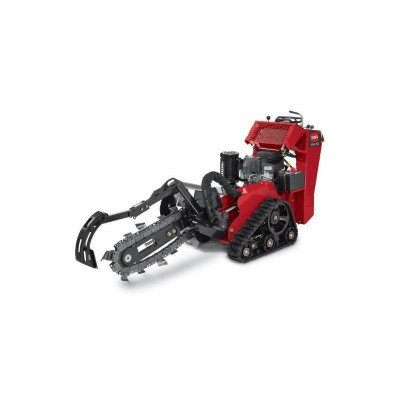 Trencher for Walk-Behind Skidsteer picture 1