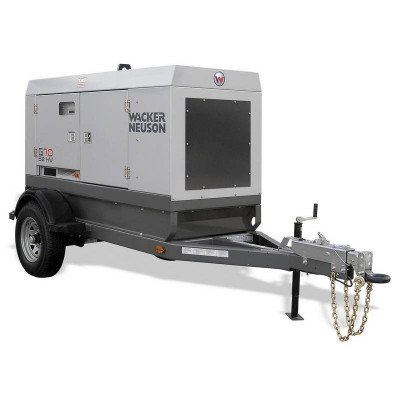 70KW Towable Generator picture 1