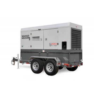200KW Towable Generator picture 1