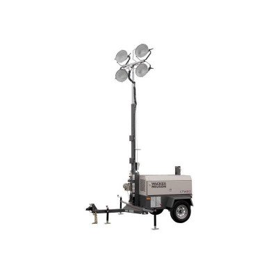4000W/20KW Combo Towable Light Tower picture 1