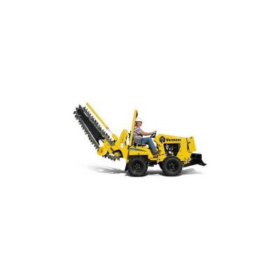 """6""""-8"""" Width 48"""" Depth Ride On Trencher picture 1"""
