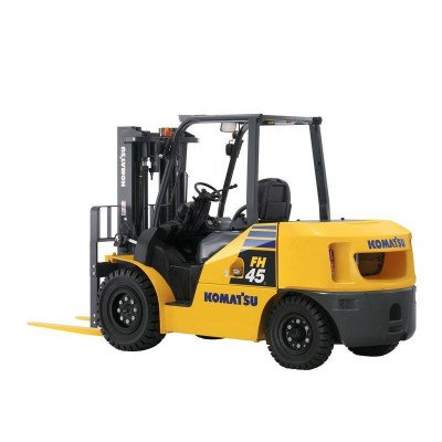 8,000lbs Semi-Pneumatic LP Forklift picture 1