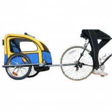 Child trailer for bicycle