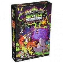 Epic Spell Wars of the Battle Wizards - Rumble at Castle Tentakill