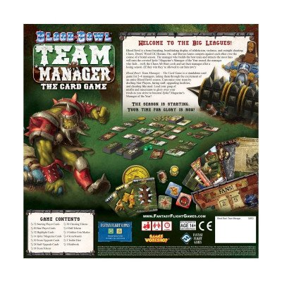 blood-bowl - team manager the card game-1