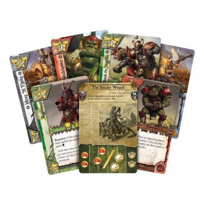 blood-bowl - team manager the card game-2
