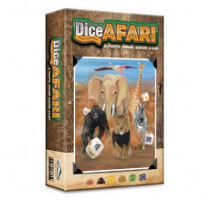 Diceafari - A Photo Safari Board Game