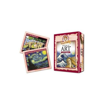 history of art card game-1