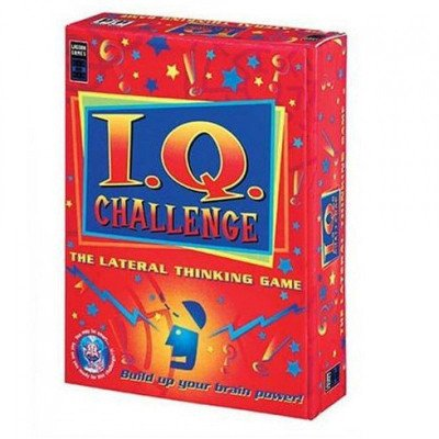 i.q. challenge - the lateral thinking game