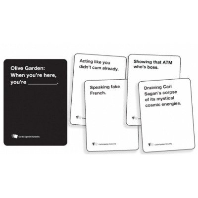 cards against humanity: second expansion-2