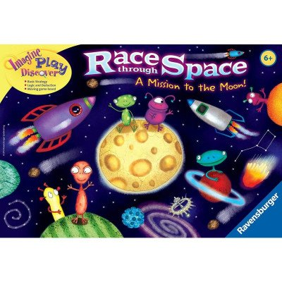 race through space-1