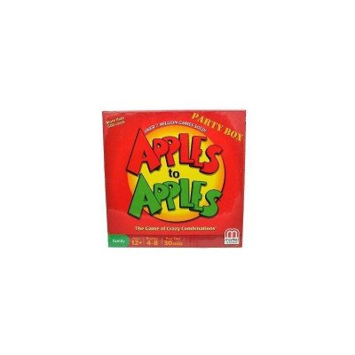 apples to apples
