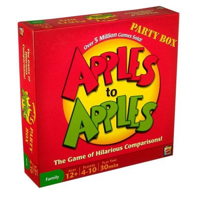 apples to apples-4
