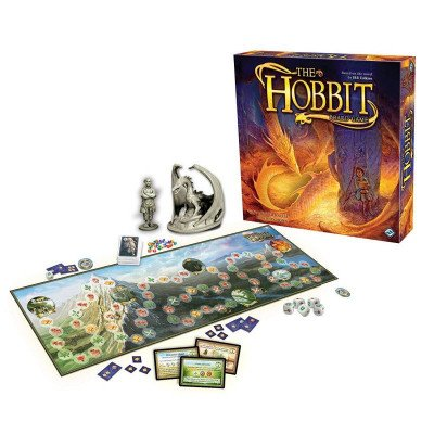 the hobbit board game-1