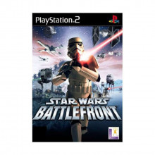 Star wars battlefront - ps2 video game