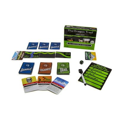 the orgeon trail card game