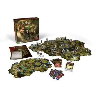 the hobbit an unexpected journey - board game-1