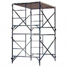 Scaffolding 10' high tower- 2 x 5' sections