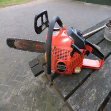 "Chainsaw - echo 18"" or 20"" - gas"