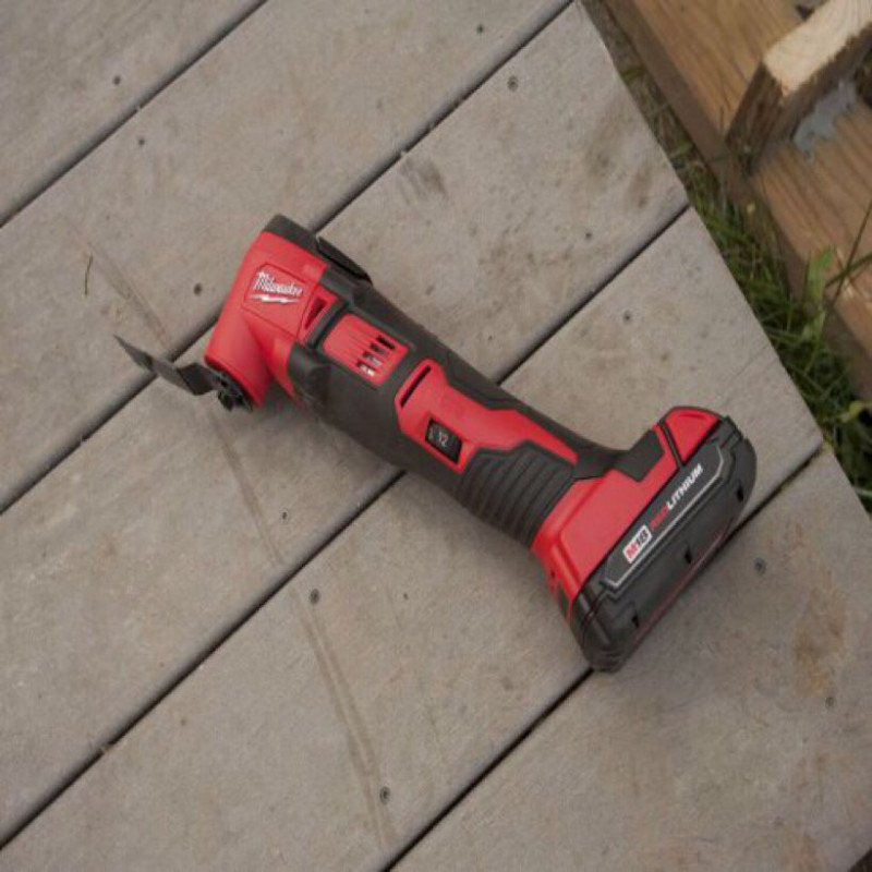 Multi-tool kit - Milwaukee M18 - cordless