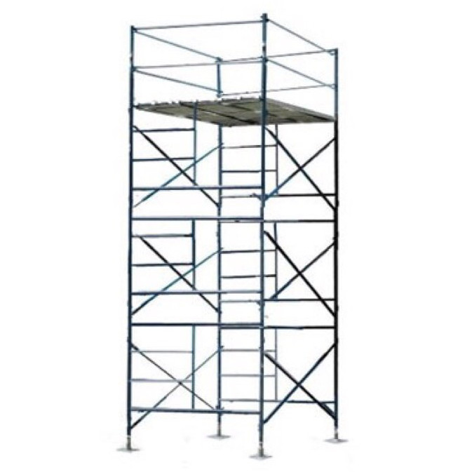 scaffolding 20' high tower- 4x5' sections