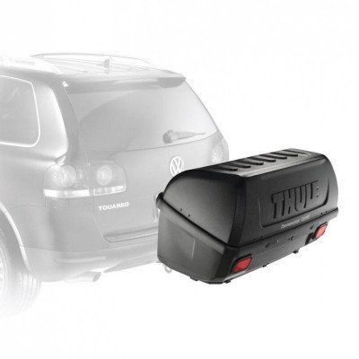 thule - transporter 665c combination hitch cargo carrier