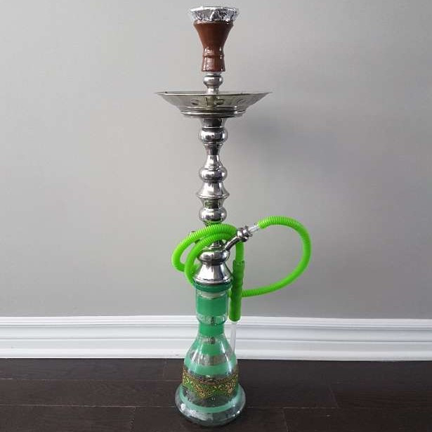single hookah - traditional