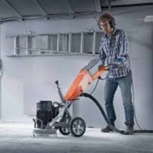 Husqvarna pg280 - floor grinder and polisher