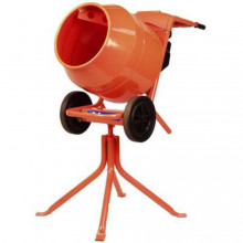 electric cement mixer