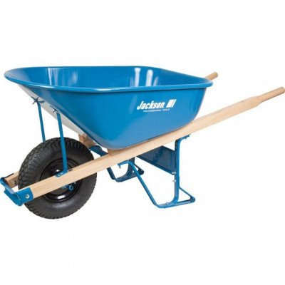 wheelbarrow - 6 cubic feet