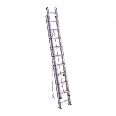 24' extension ladder - fiberglass
