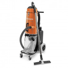 husqvarna s13 - vacuum for concrete floor grinding, polisher, and cutting
