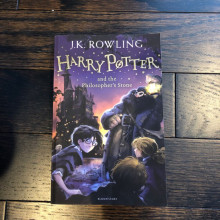 Harry Potter and the phiosopher's stone