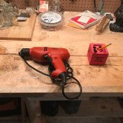 Power drill- corded