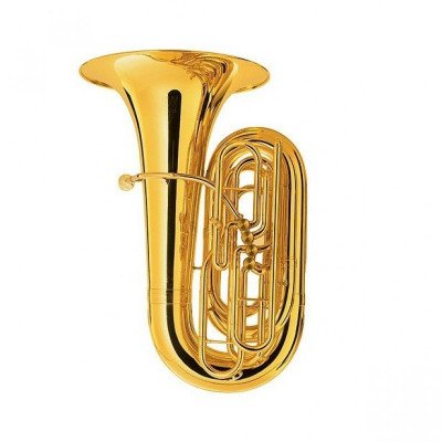 Tuba King 2341W - Includes wood case picture 1