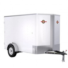 10' enclosed trailer with doors
