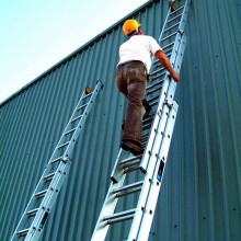 40ft Extension ladder