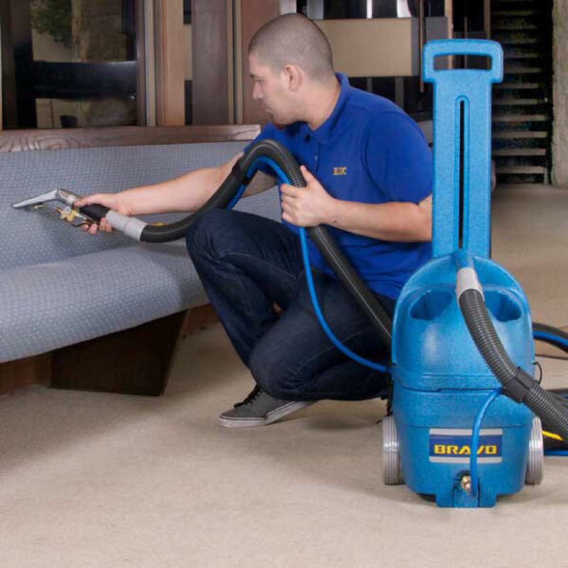 Bravo upholstery and carpet cleaner