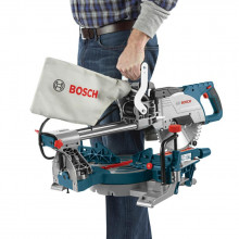"mitre saw - bosch 10"" bevel sliding"