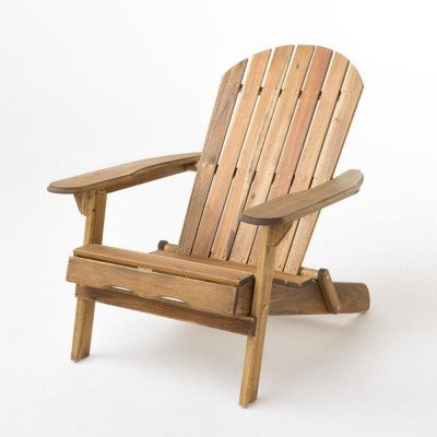 Wooden Adirondack chair picture 1