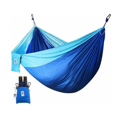 supreme nylon hammock- supports 400 lbs picture 2
