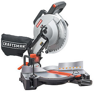 "Craftsman- 10"" mitre saw"