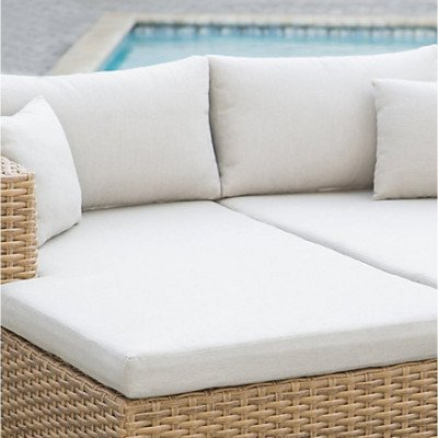 patio double chaise lounge-1